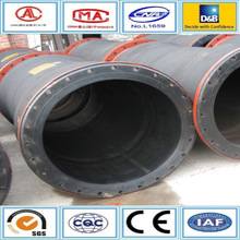 steel flange pipeline fast connection high temperature high pressure industrial rubber hose