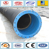 2014 hot sale china flange dredging pipe rubber plumbing fitting