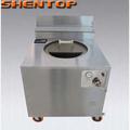Shentop acero inoxidable eco- ambiente medio cocina de gas horno tandoor horno de gas para la venta del horno tandoori infrarrojos sthj- gsa 800
