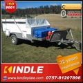 Off- road caravana