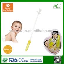 ME4439 CE Certified, FDA Listed, BPA & Phthalate Free Pen-Shaped Manual Baby Nasal Aspirator