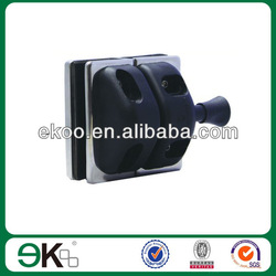 stainless steel glass fence pool latch gate