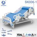 Sk006-1 mediche ospedaliere letto paraurti, letti di ospedale con linak attuatore