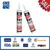 butyl caulking silicone black sealant adhesive
