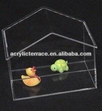 Acrylic Bird Bath House Small - db131200317