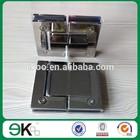stainless steel glass gate shower hinge(EK24A)