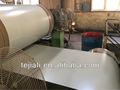 tuile acier de couleur pour le toit