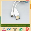trade company large product mini 5pin male cable made in china