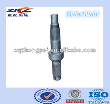 Forged Heavy Duty Input Shaft for Yutong Mining Vehicle(3621 Axle) 2510-00121