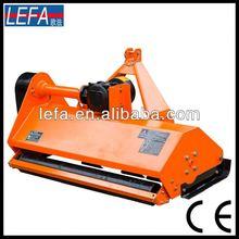 Trator cortador de cobertura com lâminas duplas