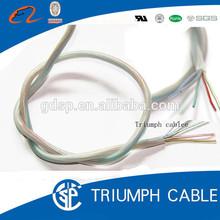 FEP/silicone rubber teflon fire cable/teflon covered wire