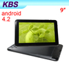 Hot Sale! android 4.2 os tablet pc , Dual camera tablet pc