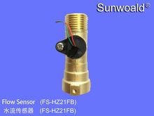 "Brass Water Flow Sensor 1/2"""