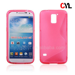 2014 Newest phone case for samsung galaxy s5 / Soft TPU case for samsung galaxy s5 / Phone case for samsung galaxy s5