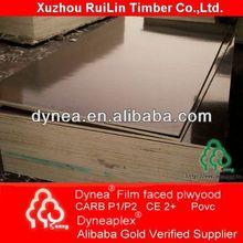 single press film faced plywood dyneaplex