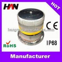 powerful anti-corrosion solar energy buoy light