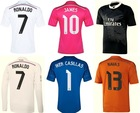Top thailand quality thai 14-15 Cristiano Ronaldo Karoos James Real Madrid jersey