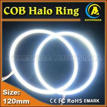 AC/DC 10~30V 120 mm 144 LEDs LED angel eye headlight halo ring light
