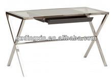 2014 new design office executive desk kd office desk(DX-8877)