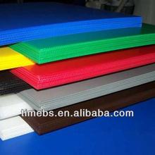 10mm Recycled Polypropylene Plastic Corflute/Sheet/Board/Panel/plate
