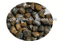 unpolished natural river pebble rock