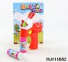 Flashing Bubble Gun Toys with Music, Rabbit Soap Bubble Gun Toy