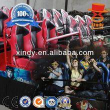 cinema simulator 6D 7D 8D 9D 11D kino /cabine cine 5D cinema