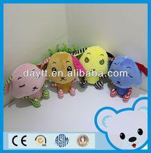 Carrefour supplier soft stuffed dog plush toys plush boat pet dog bed