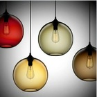 niche modern jeremy pyles edison light bulb and metal & glass pendant lighting