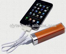 Italian Perfume 12v Lipstick Mobile Portable Power Bank For Digital Camera For Ipad