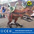 Parques de atracciones del Kiddie dinosaurios animatronic rides