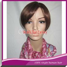 stock jewish wig,jewish kosher human hair wigs,jewish wig