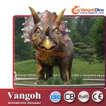 VG1230-fiberglass dinosaur 3d art sculpture