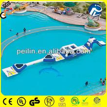 Large inflatable water slides park/ inflatable water park slides for sale