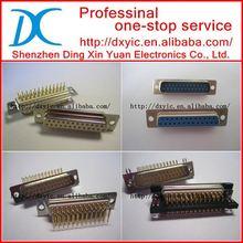 184A025-292L011 25 Pin D-sub Connector CON 25POS FEMALE IDC FLAT RIBBON