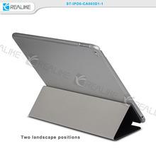 Luxury kickstand leather cover case for apple ipad mini 3, case for ipad mini 3