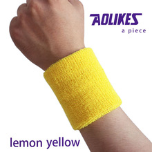 lemon towel wrist support sweatbands wholesale