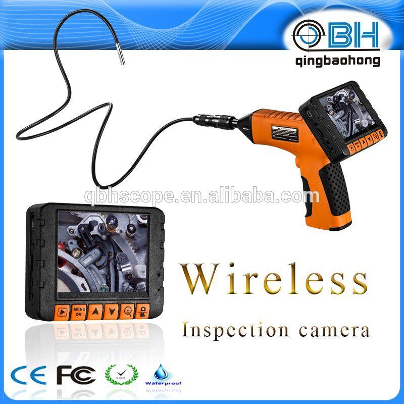 3.5 inch 3.9mm Flexible Wireless Portable Endoscopy Camera