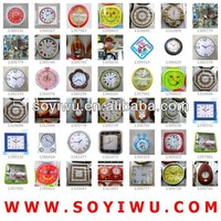 WALL CLOCK YEAR MONTH DAY DATE Manufacturer from Yiwu Market for Clock