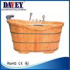 new 2014 wooden barrel bath tub/wooden bath barrel/foot bath barrel