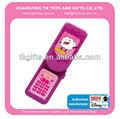 teléfono celular de plástico juguetes modelo de móvil