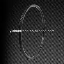 2014 YISHUNBIKE 27.5er 650b tubeless mountain carbon fiber bicycle rims 35mm width mtb rims light