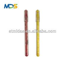 maze pen transparent pen & magic pen & plastic ball pen MDS-P6029