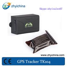 Protable gps tracker TK104 vehicle gps tracking device