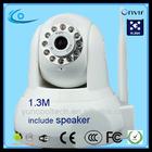HOT!! Onvif 1.3M H.264 indoor ptz ip camera wifi wireless home security