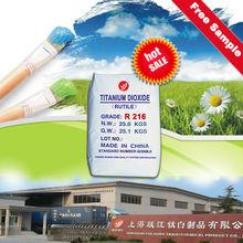 Best price Titanium Dioxide/TiO2 Rutile/Anatase