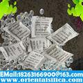 5g alta qualidade transparente de sílica gel dessecante saco