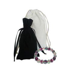 plastic drawstring laundry bag/nylon printed drawstring bags
