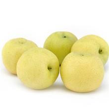Organic Fresh Golden Pear 2014