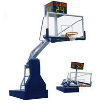 FIBA Standard Adjustable Outdoor Portable Basketball Backstops JN-0201